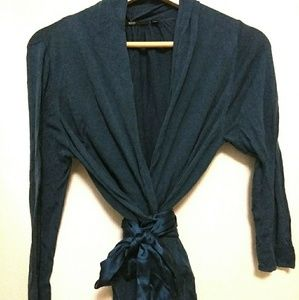 Hugo Boss Wrap Cardigan